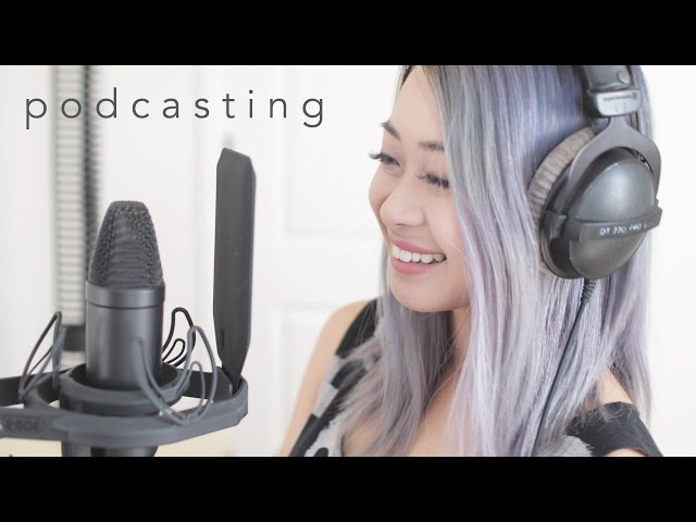How To Start A Podcast (Equipment, Hosting On WordPress Tutorial, Getting  On ITunes)